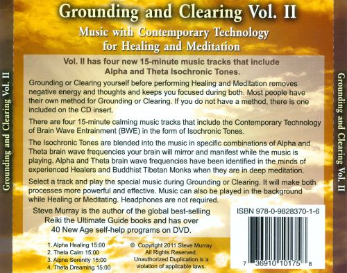 Grounding And Clearing, Vol. 2