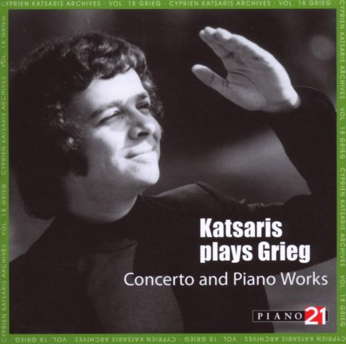 Katsaris Plays Grieg