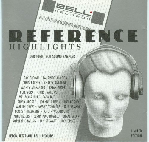 Reference Highlights, Vol. 1