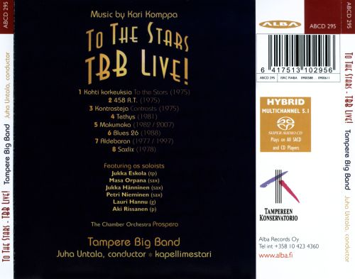 To The Stars: TBB Live!