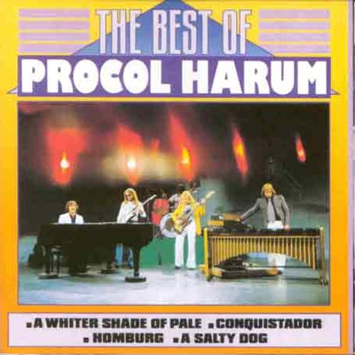 The Best of Procol Harum [Music Product]