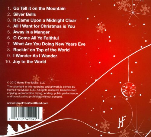 2 christmas vol 2 - Home Free Christmas