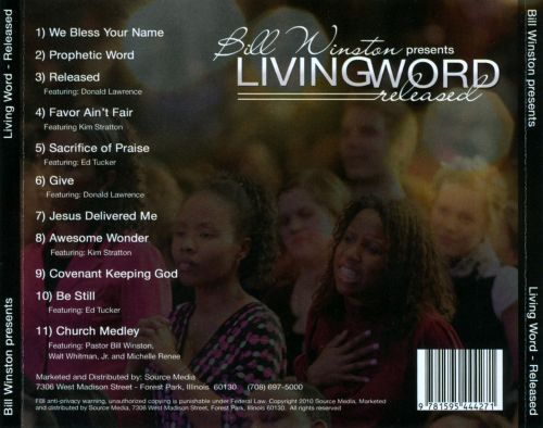 Bill Winston Presents Living Word: Released
