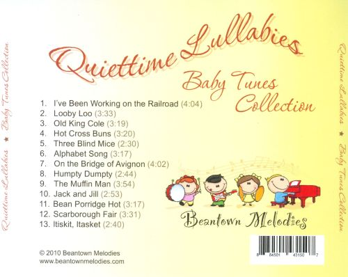 Quiettime Lullabies: Baby Tunes Collection