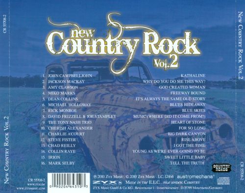 New Country Rock, Vol. 2