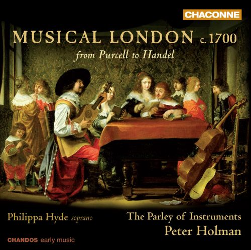 Musical London c. 1700: From Purcell to Handel