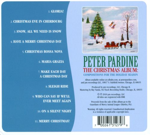 The  Christmas Album: Compositions For the Holiday Season