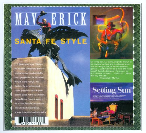 The Official Songs Of Santa Fe