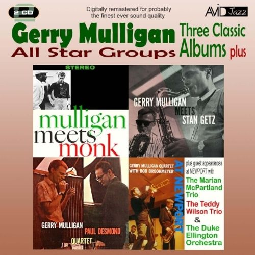 All Star Groups: Three Classic Albums Plus