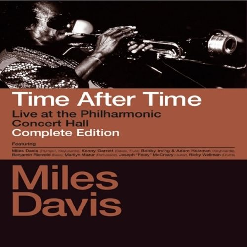 Time After Time: Live at the Phil Concert Hall [DVD]