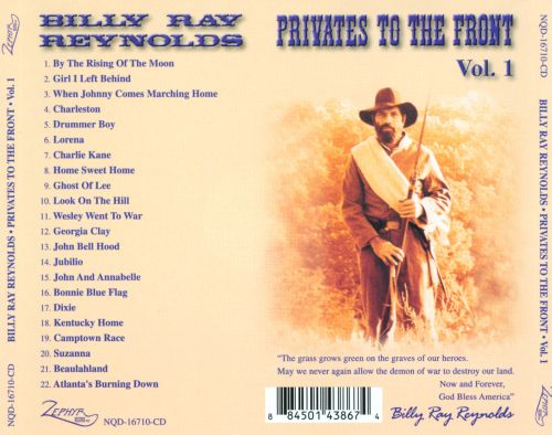 Privates To the Front, Vol. 1