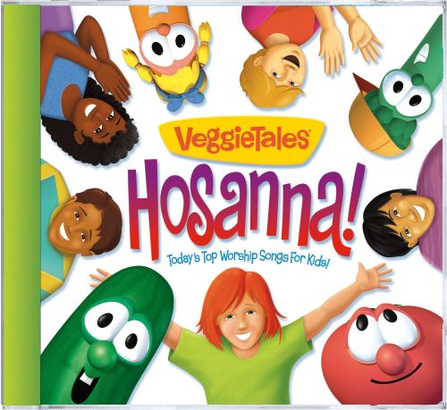 Hosanna! Today's Top Worship Songs for Kids