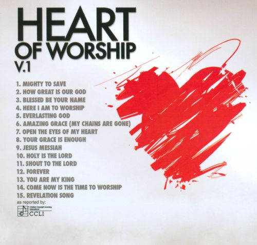 Images From The Heart Of Worship: Heart Of Worship, Vol. 1 - Various Artists