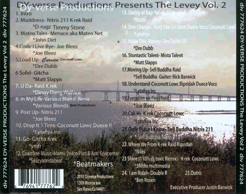 The Levey, Vol. 2