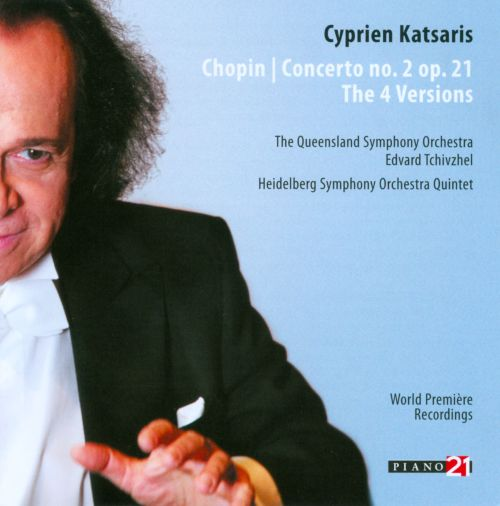 Chopin: Concerto No. 2 Op. 21 - The 4 Versions