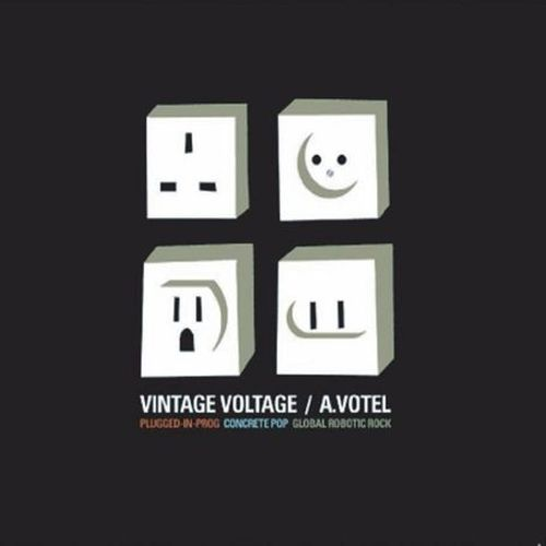 Vintage Voltage Mixed by Andy Votel