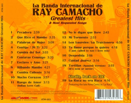 Greatest Hits & Most Requested Songs