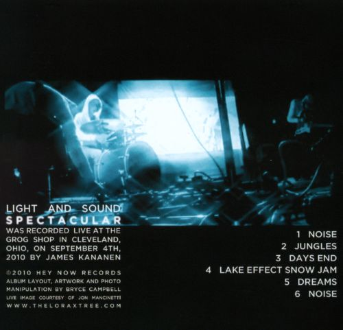 Light And Sound Spectacular Live Mix Tape