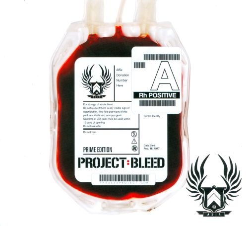 Project: Bleed