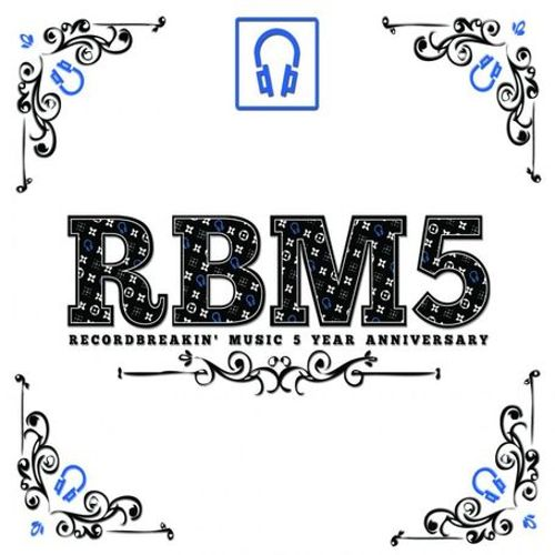 Record Breakin' Music 5 Year Anniversary: Compiled By DJ Junior