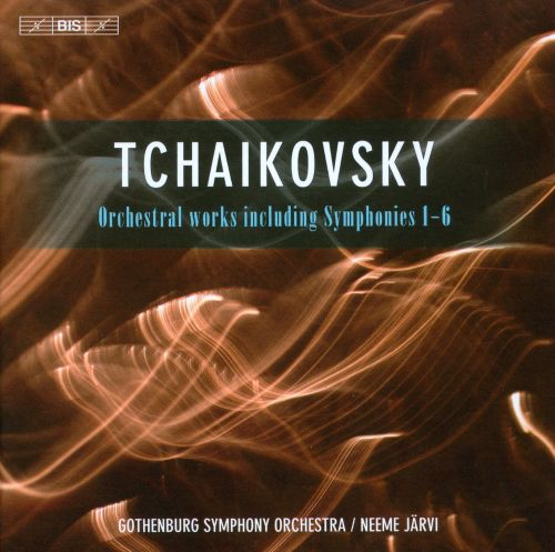 Tchaikovsky: Orchestral works including Symphonies 1-6
