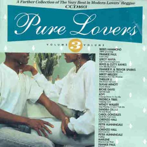 Pure Lovers, Vol. 3