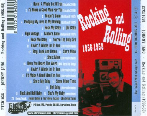 Rocking and Rolling (1956-58)