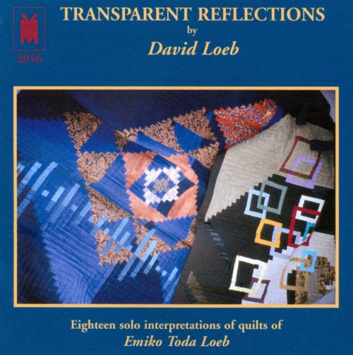 Transparent Reflections by David Loeb