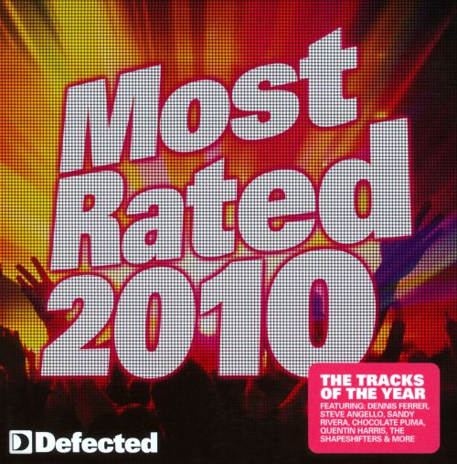 Most Rated 2010