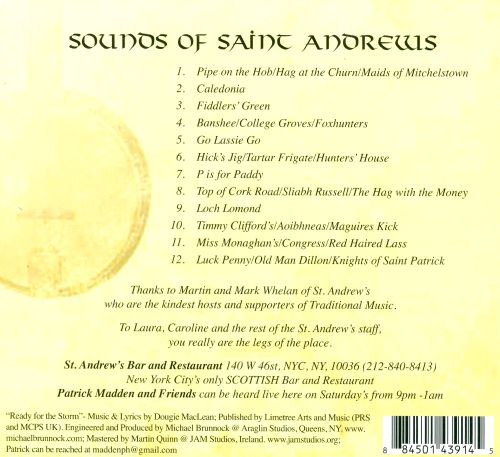Sounds of Saint Andrews