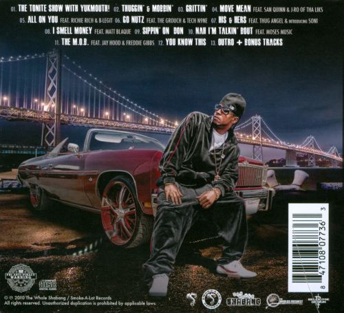Yukmouth United Ghettos Of America