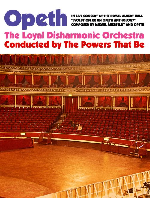 in live concert at the royal albert hall opeth songs reviews credits allmusic. Black Bedroom Furniture Sets. Home Design Ideas