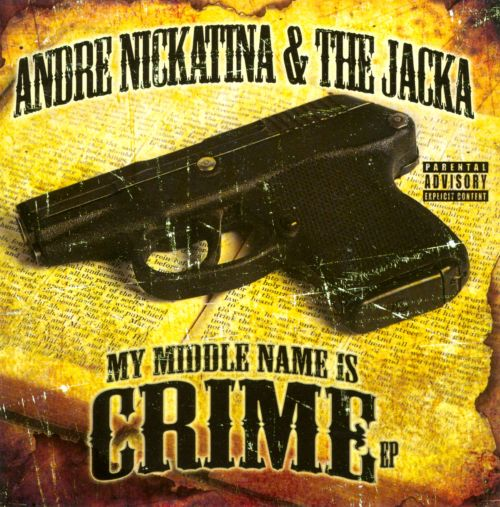 My Middle Name Is Crime EP