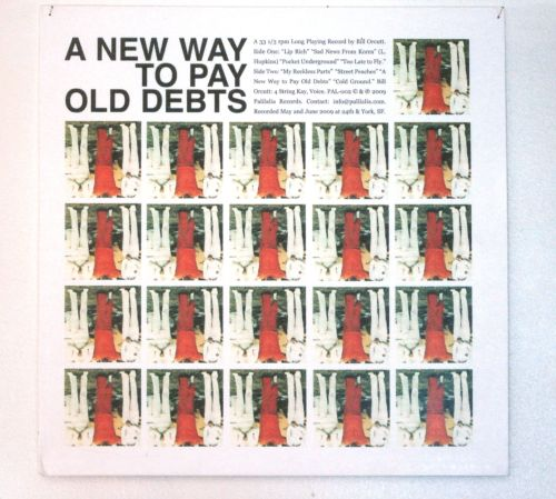 A New Way To Pay Old Debts