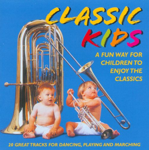 Classic Kids: A Fun Way for Children to Enjoy the Classics