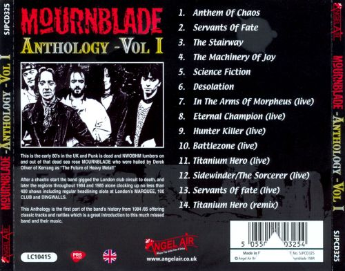 Anthology, Vol.1
