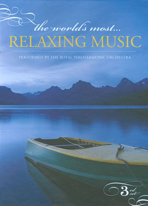 the world 39 s most relaxing music royal philharmonic orchestra songs reviews credits allmusic. Black Bedroom Furniture Sets. Home Design Ideas