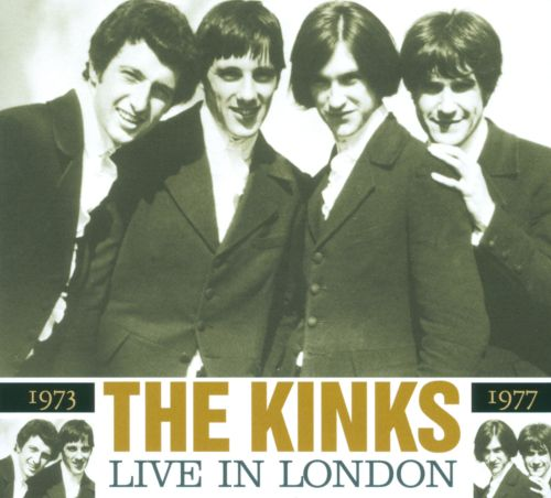 Live in London: 1973-1977