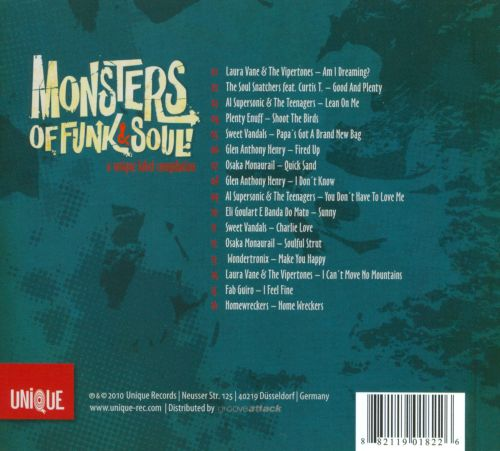 Monsters of Funk and Soul