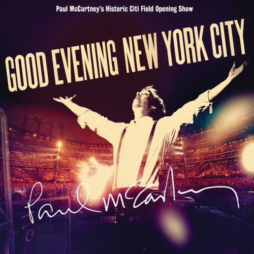 good evening new york city paul mccartney songs reviews credits allmusic. Black Bedroom Furniture Sets. Home Design Ideas