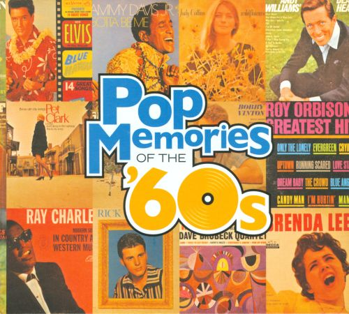 Pop Memories of the 60s [Time-Life Box Set]