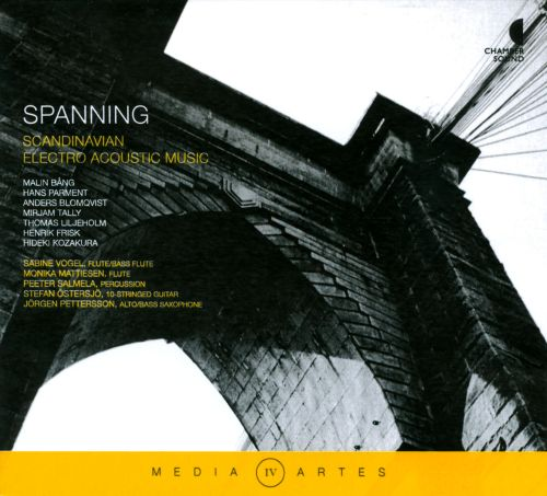 Spanning: Scandinavian Electro Acoustic Music