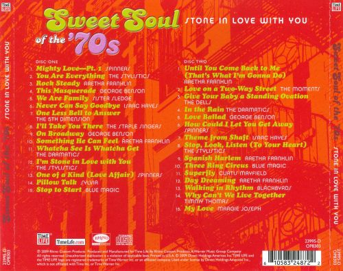Impressive The Of Track Soul 70s Sweet List The the remuneration inclination