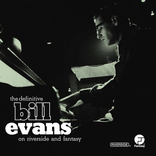 The Definitive Bill Evans on Riverside and Fantasy