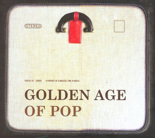 Golden Age of Pop [Time-Life Box Set]
