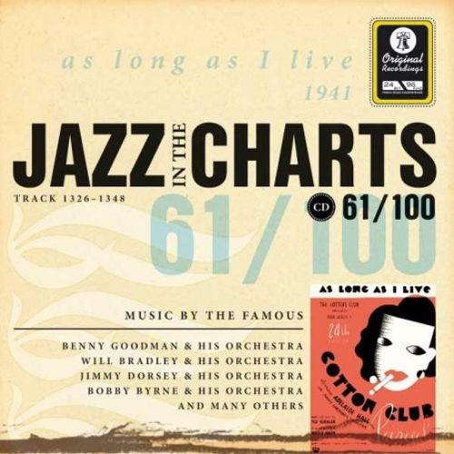 Jazz in the Charts, Vol. 61: 1941