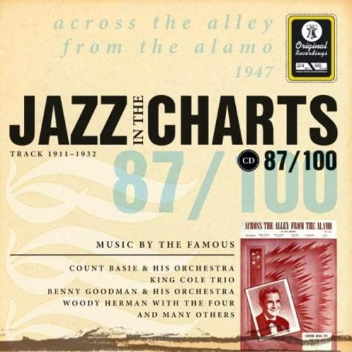 Jazz in the Charts, Vol. 87: Across the Alley from the Alamo 1947