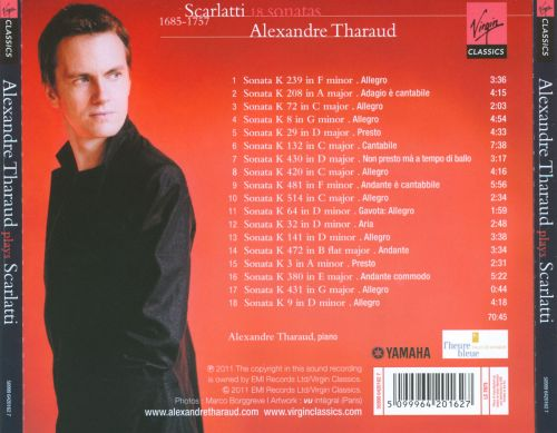 Amazon.com: Customer reviews: Plays Scarlatti