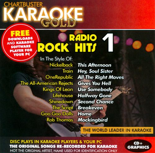 Karaoke Gold: Radio Rock Hits 1