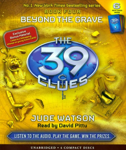 The 39 Clues: Beyond the Grave